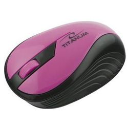 Mysz ESPERANZA TITANUM Bezprzewodowa Różowa TM114P - 5901299904787/ DARMOWY TRANSPORT DLA ZAMÓWIEŃ OD 99 zł