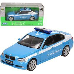 WELLY BMW 330l Polizia - WELLY