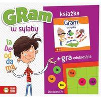 Gram w sylaby + gra edukacyjna (komplet)
