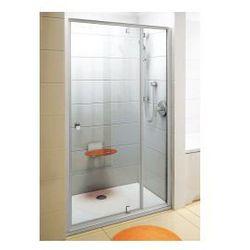 Drzwi prysznicowe PDOP2-110 Ravak Pivot obrotowe piwotowe dwuelementowe 03GD0U00Z1