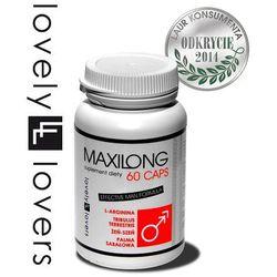 Maxilong 60 kaps. tabletki powiększające penisa 50234