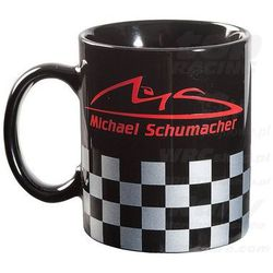 Kubek ceramiczny Chequered Michael Schumacher Collection 2015
