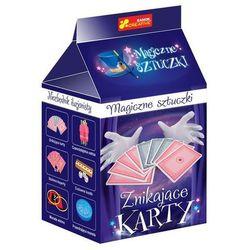 Magiczne sztuczki - Znikające karty