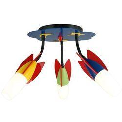 EGLO 93185 - LED Reflektor dziecięcy LAIA 1 3xE14/4W LED