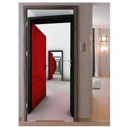 Naklejka na drzwi - Niezliczone drzwi