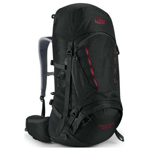 9ff97e0e3a328 Lowe Alpine plecak turystyczny Cholatse 65:75 2016 Black - BEZPŁATNY  ODBIÓR: WROCŁAW!