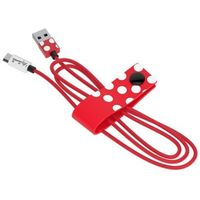 TRIBE Disney Kabel micro USB 1,2 m Minnie Mouse