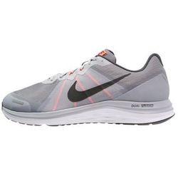 Nike Performance DUAL FUSION X 2 Obuwie do biegania Amortyzacja wolf grey/black/anthracite/total crimson/white