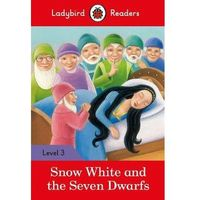 Snow White and the Seven Dwarfs Ladybird Readers Level 3 (opr. miękka)