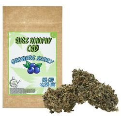 Susz CBD Konopny 6% Growers Berry 1g