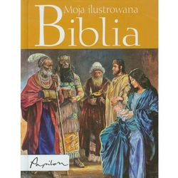 Moja ilustrowana Biblia (opr. twarda)