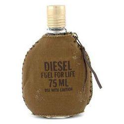 Diesel Fuel for life perfumy męskie - woda toaletowa 125ml - 125ml