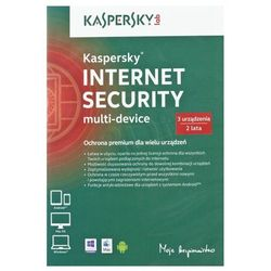 Program KASPERSKY LAB Kaspersky Internet Security Multi Device 2014 (3 urz. 24 mies.)