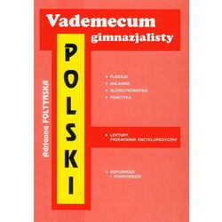 Język polski GIMN kl.1-3 Vademecum - Adrianna Foltyńska