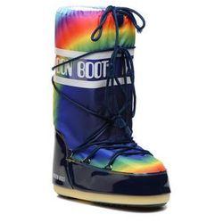 Buty sportowe Moon Boot Rainbow 2.0 Damskie Wielokolorowe 100 dni na zwrot lub wymianę