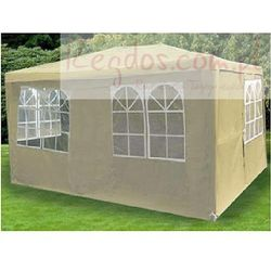 Pawilon handlowy - Namiot ogrodowy - 3 x 4 m