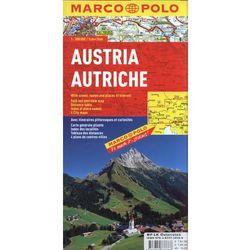 Austria MP mapa sam.1:300 000 (opr. broszurowa)