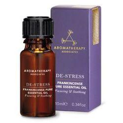 Aromatherapy Associates - De-Stress Frankincense Pure Essential Oil - Olejek z kadzidłowca - 10 ml - DOSTAWA GRATIS! Kupując ten produkt otrzymujesz darmową dostawę !