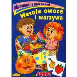 Wesołe warzywa i owoce Arbuz (opr. miękka)