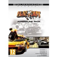 Flatout Adrenaline Pack (PC)