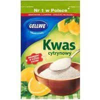 GELLWE 20g Kwasek cytrynowy