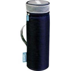 Torba termoizolacyjna na butelki, pasywna Ezetil Travel in Style 1,5 BottleCooler 723430, 1.5 l, Navy, Srebrny