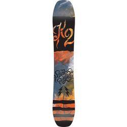 Snowboardy Ultra Dream Wide Szary/Wielobarwny 159W