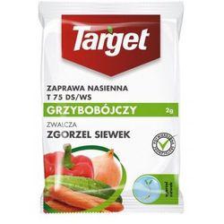 Zaprawa nasienna T75 DS/WS 2 g preparat zwalczający zgorzel siewek w uprawie warzyw
