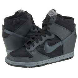 Sneakersy Nike Dunk Sky HI 528899-015 (NI645-a)