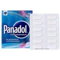 Panadol tabletki 0.5 g 48 sztuk