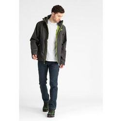 The North Face SEQUENCE Kurtka hardshell asphalt grey/macaw green