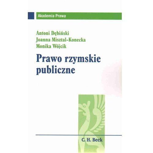 Prawo rzymskie publiczne (opr. miękka)