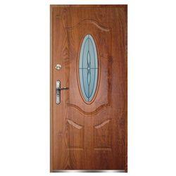 Drzwi wejściowe Florencja 90 prawe O.K.Doors