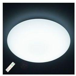 Alen - lampa sufitowa LED z pilotem