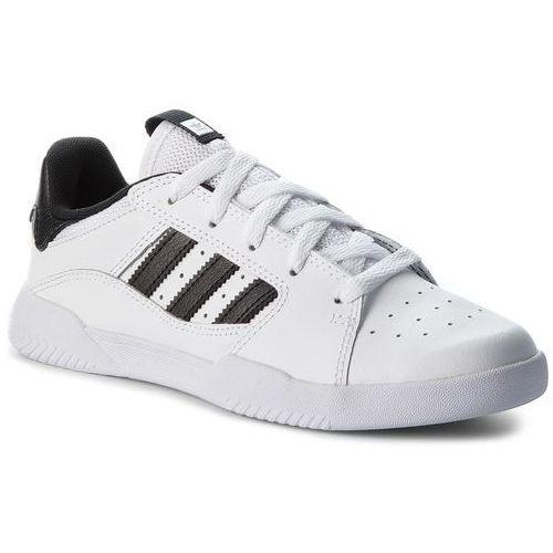 Buty adidas Vrx Low J B43778 FtwwhtCblackFtwwht