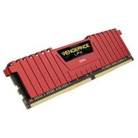 Corsair DDR4 Vengeance LPX 8GB/2400 RED CL14-16-16-31 1.20V XMP2.0 + dostawa INPOST GRATIS!!