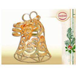 Ozdoba choinkowa - dzwoneczek