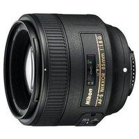 Nikon 85mm f/1.8G AF-S