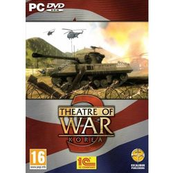 Theatre of War 3 Korea (PC)