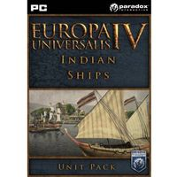 Europa Universalis 4 Indian Ships Unit Pack (PC)