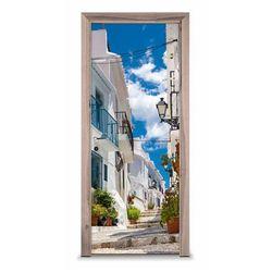Naklejka na drzwi - Lato w Andaluzji 7226