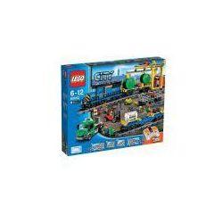 LEGO City Pociąg towarowy