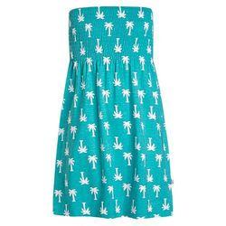 Cars Jeans TORTUGA Sukienka z dżerseju turquoise