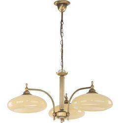 SATURN 3 zwis - żyrandol/lampa wisząca