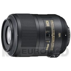 Nikon AF-S 85mm f/3,5 G ED VR DX Micro (silnik) - produkt w magazynie - szybka wysyłka! Darmowy transport od 99 zł   Ponad 200 sklepów stacjonarnych   Okazje dnia!