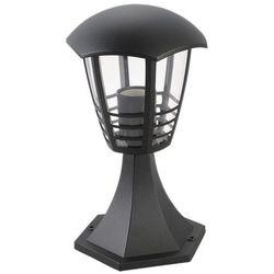 Słupek LAMPA stojąca MARSELLIE 8619 Rabalux metalowa OPRAWA ogrodowa IP44 outdoor czarny