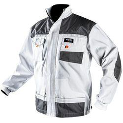 Bluza robocza NEO 81-110-S HD Biały (rozmiar S/48) + DARMOWY TRANSPORT!
