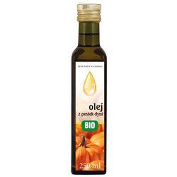 LOOK FOOD 250ml Olej z pestek Dyni Bio