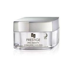 AA Prestige Pro Smooth, wygładzająco-nawilżający krem na noc, 50ml