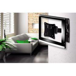 Uchwyt Hama LCD/LED, VESA 100X100 FULLMOTION XS, 1 ramię